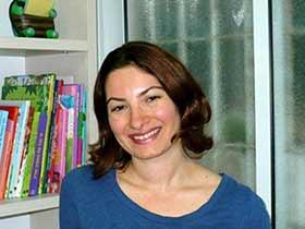דנה סמילין-קלינאית תקשורת בשרון
