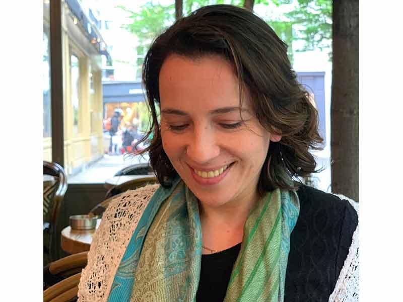 מאיה אשכנזי - פסיכולוגית קלינית מומחית, נוער ומבוגרים.