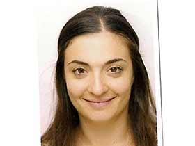 מרינה עמיתי-קלינאית תקשורת במרכז