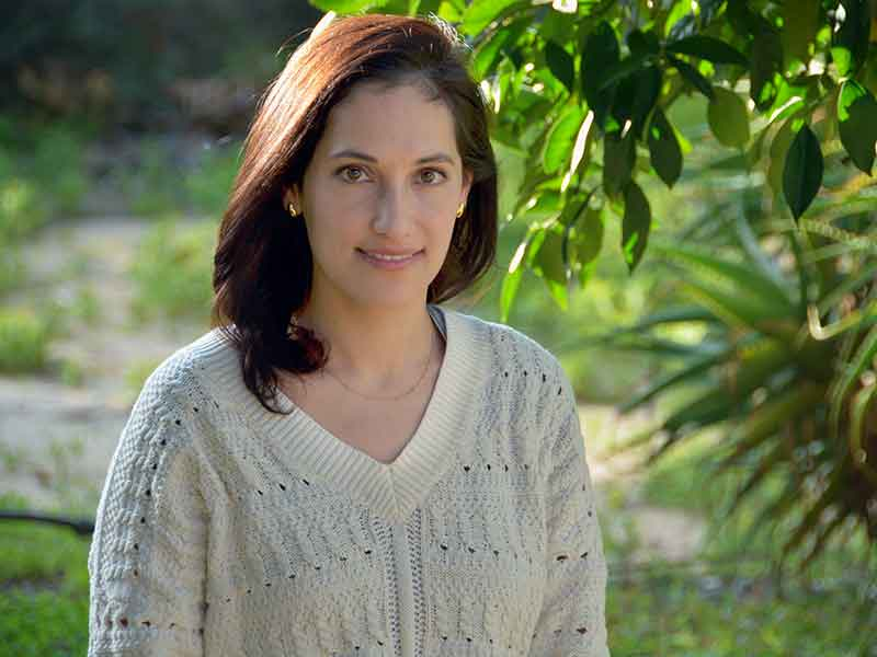 נועה לויטל גיל-אור - פסיכולוגית  קלינית מומחית ילדים ומבוגרים