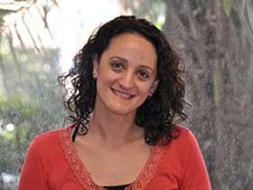 נועה שרגאי-קלינאית תקשורת במרכז