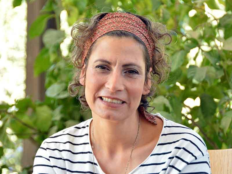 שרית ריץ - פסיכותרפיסטית , עובדת סוציאלית.