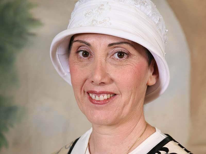 יחל פוזיילוב - מטפלת זוגית ופרטנית-עובדת סוציאלית M.A. קליני