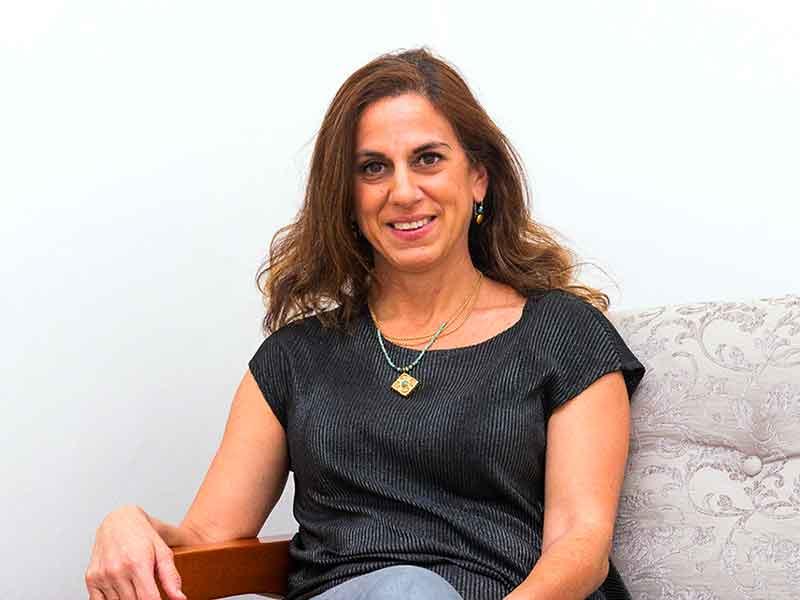 דנה קלימי - מטפלת זוגית ומשפחתית