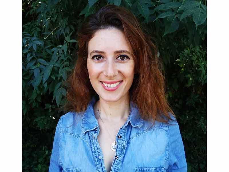 איילת קמינסקי - קלינאית תקשורת