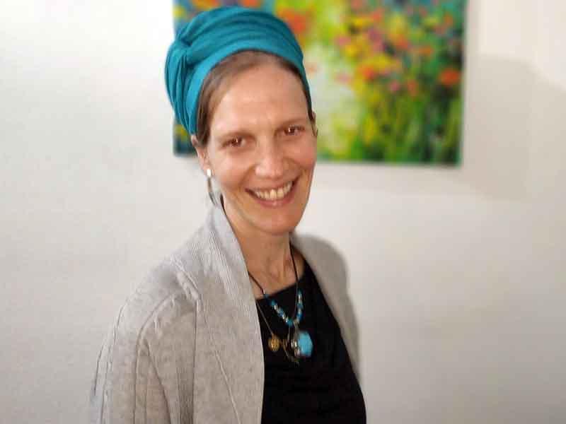 לאה שקלים - מטפלת באומנויות מתמחה לפסיכותרפיה